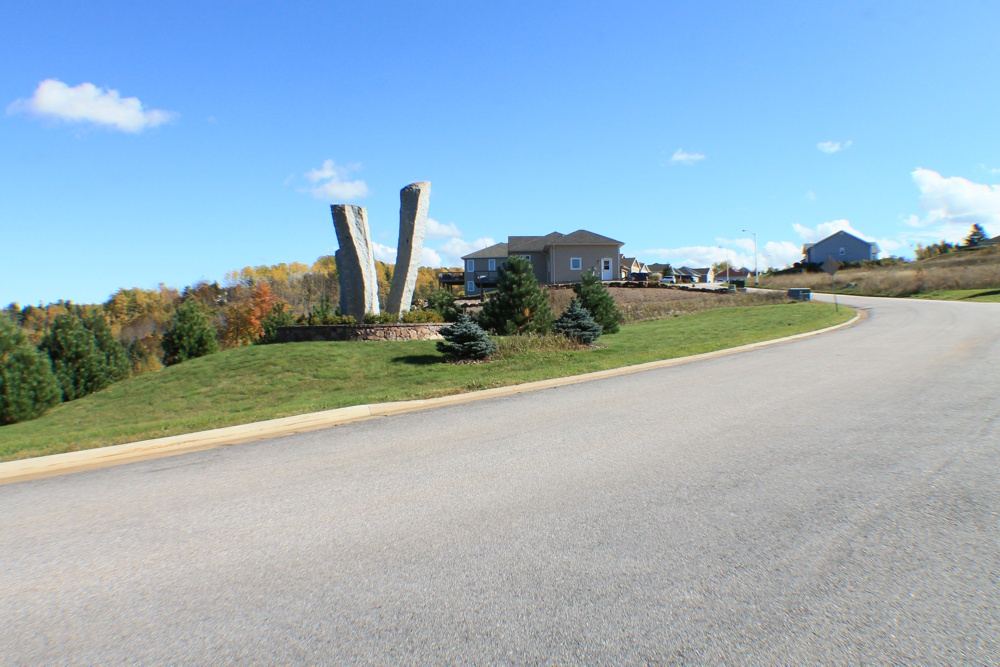 Canaan Heights Subdivision lots for sale